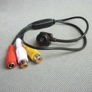 170 Degrees HD Mini Cctv Audio Camera Security Micro Camera 600TVL CAMERA Mic High Definition Cmos 600 Tvl Pinhole CCTV Camera