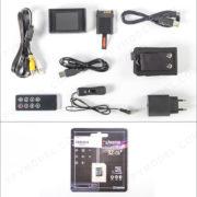 DV02 portable D1 AV recorder