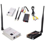 1.2G 2.5W 8 Channels Wireless Video Transmitter