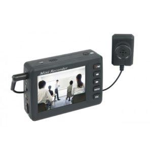 Spy Button Camera - Remote Control Hidden CCD Button Camera angel eye