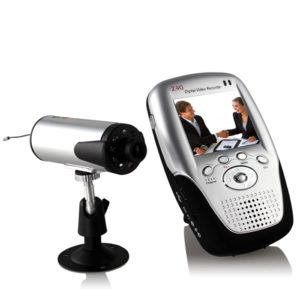 2.4G wireless camera DVR