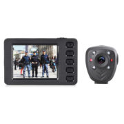 1080P portable video recorder hidden camera button