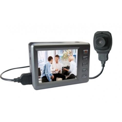 1080P 140 Degree Wide Angle Button Camera,Spy Button Camera