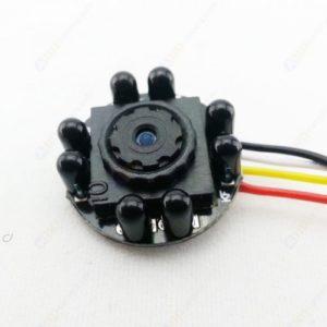 New HD Mini CCTV Audio IR Camera Security Surveillance Micro Camera 600TVL Night Vision Camera 8 LED Night Hot Sell