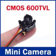 "Mini HD 1/3"" CMOS 600TVL CCTV Security Surveillance FPV Camera,Mini CCTV Camera With Audio,Night Vision Camera,Small CMOS Camera"