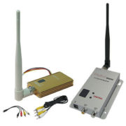 1.2GHz Long Distance Wireless Transmitter with 8 channels, 1500mW