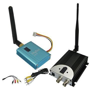 400mW 800m CCTV Transmitter 2.4Ghz