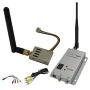 High Quality 1.2GHz 1000mW Long Range FPV Wireless Mini Video Transmitter