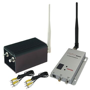 1.2GHz 10KM FPV long range wireless video transmitter with 5000mW