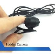 2.5mm plug button mini camera
