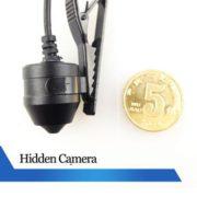 2.5mm plug bullet mini camera