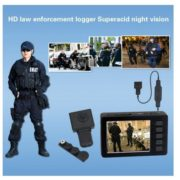 1080P IR portable camera button camera DVR boby camera police camera