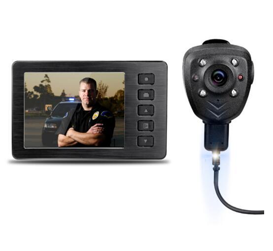 portable DVR button camera 1080P body camera police wearable camera