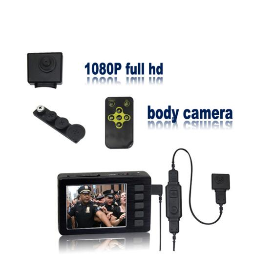 portable button camera DVR 1080P body camera police camera