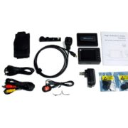 portable DVR 1080P police camera