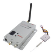 2.4GHz 100mW Wireless AV transmitter & receiver