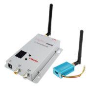 2.4GHz 4 Channels 100mW
