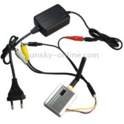 2.4GHz 12 Channels 400mW Wireless Receiver & Transmitter