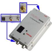 2.4GHz 12 Channels 700mW Wireless Receiver & Transmitter