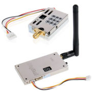 5.8G 400mW 9CH Wireless AV Transmitter & Receiver