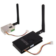 5.8G 600mW 9CH Wireless AV Transmitter & Receiver , Transmitting Range: 800-1100m (In Open Fields)