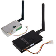 5.8G 1200mW 9CH Wireless AV Transmitter & Receiver
