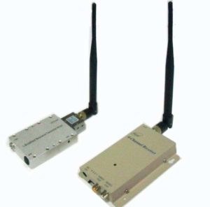 1.2G 3W wireless video transmitter