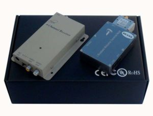 Taiwan 1.2G Video Audio transceiver