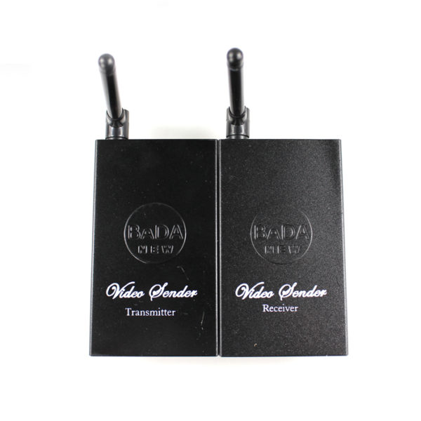 Bada 0.1W 100mw Wireless Audio /Video Sender