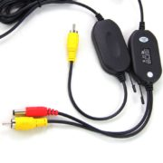 2.4G Wireless Color Video Transmitter and Receiver