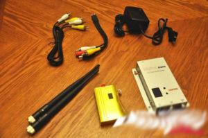 1.2G 1500mw FPV Transmitter Receiver