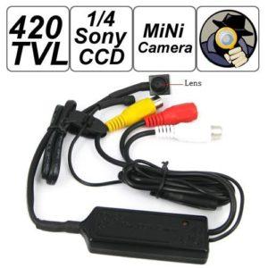 3.7mm bullet camera pinhole camera
