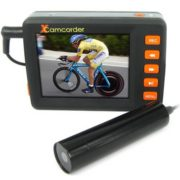 2.5 Inch Screen Digital Video Recorder + Mini Bullet CMOS Camera