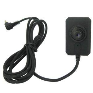 1/3 Inch Color CMOS With Audio Mini Button Spy Camera