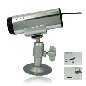 4 Channel USB 2.0 Receiver + CMOS Surveillance Camera With Night Vision