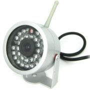 2.4GHz Wireless Camera With Infrared 30 Pieces LED Lights