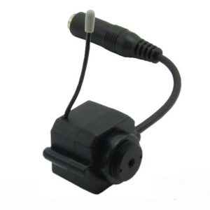 Mini 2.4G Fixed-Frequency Wireless CMOS Camera 3.7mm Lens With MIC