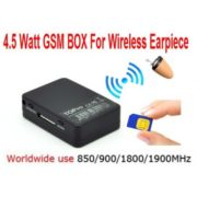 Micro Gsm Box Spy Earpiece,With 218 Invisable Earpiece,Transmit Range Over 1 Meters