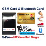 2015 New Design GSM Box SIM Card Micro Covert Hidden Invisible Wireless Spy Earpiece