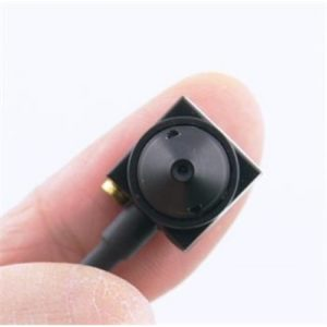 520TV Line Tiny Mini CCTV Hidden Pin Hole Camera Module With Microphone