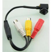 520TV Line Tiny Mini CCTV Hidden Pin Hole Camera Module With Microphone