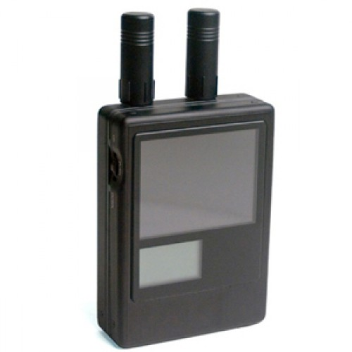 Mini Wireless Video Signal Detector - Auto Scan Wireless Video Signal - Real Time View