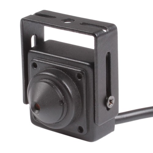 700TVL Mini Camera 1/3 Inch Sony Super HAD CCD 3.7mm Lens RCA DC12V
