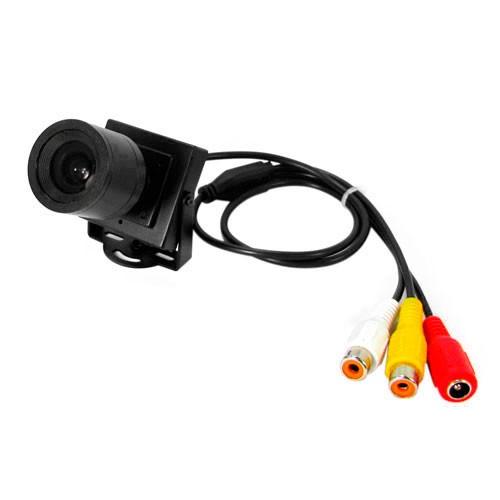 650TVL High Resolution Mini Effio-E DSP SONY CCD Camera MIC 2.8mm Lens