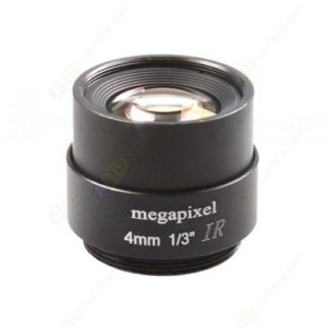 4mm CS Lens F1.2 Dim Light Lens For CCTV Camera