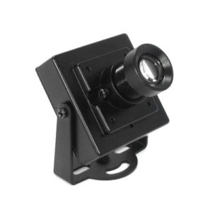 650TVL High Resolution Mini Effio-E DSP SONY CCD 25mm Lens Camera MIC