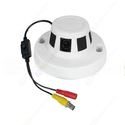 650TVL Sony EFFIO-E DSP CCD Smoke Detector Camera OSD Line Control