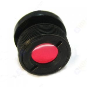 6mm MTV Button Lens For Security Surveillance Camera
