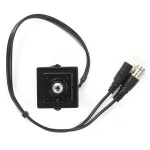 600TVL SONY Super CCD Color Mini Indoor Camera 3.7mm Screw Lens