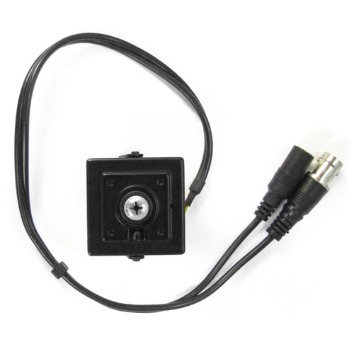 600TVL SONY Super CCD Color Mini Indoor Camera 3.7mm Screw Lens